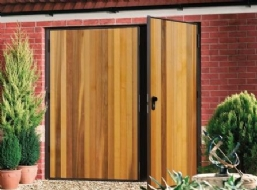 Timber Hinged Doors